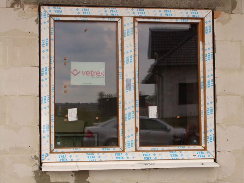 poprawnie zamontowane okno. System montażu mowo.
